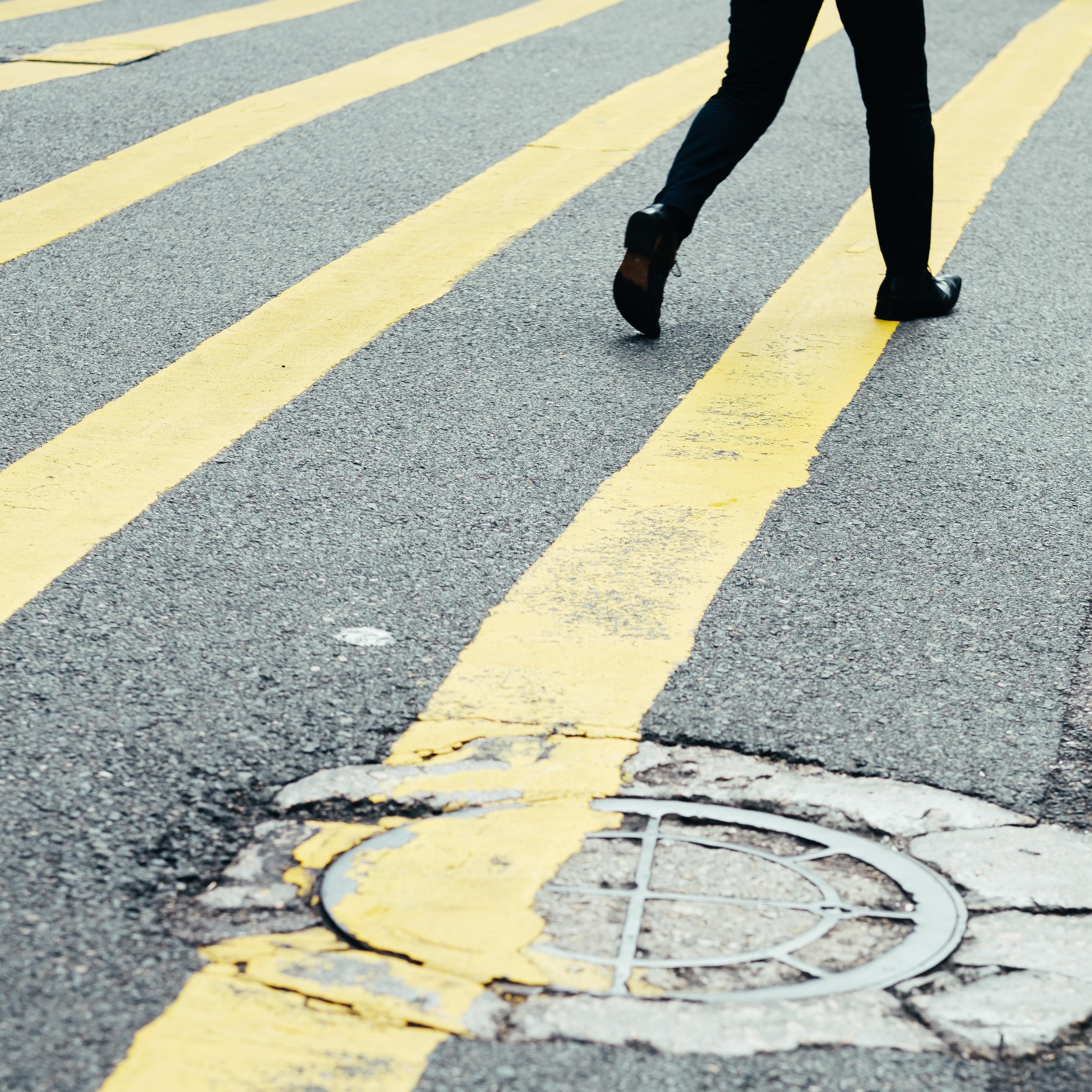 Optiker Marketing Kampagne Eyetech Sehen im Verkehr Strasse Autofahren Brillengläser